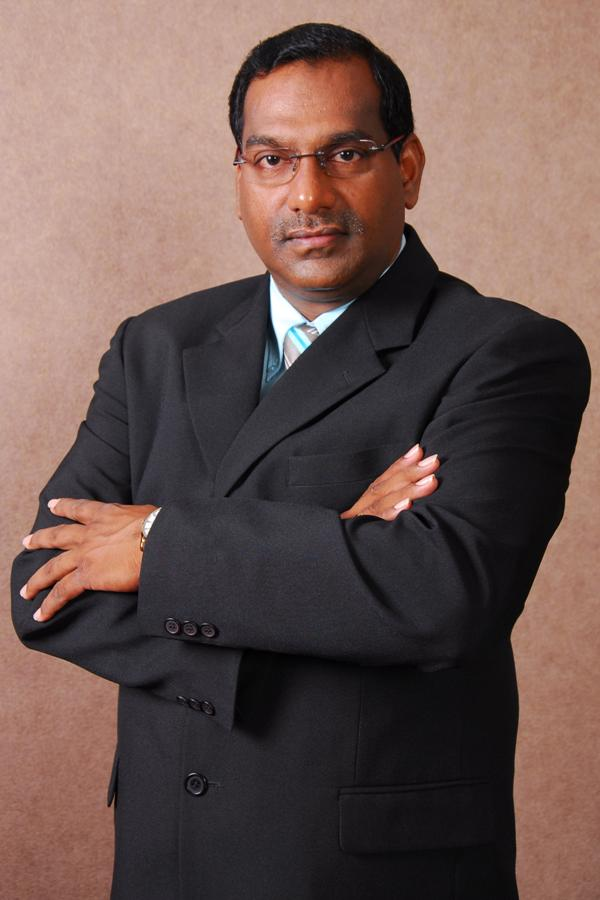 Mr.Sanmugam A. Sabapathy, Founder & Managing Director